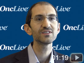 Dr. Antonarakis on Trial Examining Sipuleucel-T Plus Radium-223 in Bone-Metastatic CRPC