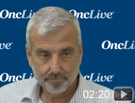 Dr. Antonia on Investigational Immunotherapy Combinations in Stage III NSCLC