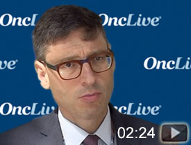 Dr. Gonzalez-Martin on the PRIMA Trial Design in Ovarian Cancer
