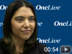 Dr. Apolo on the Combination of Cabozantinib Plus Nivolumab in Urothelial Carcinoma
