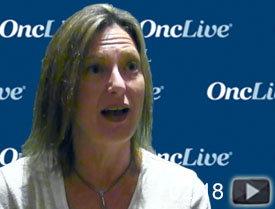 Dr. Arend on FDA Approval of Frontline Bevacizumab in Ovarian Cancer