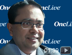 Dr. Agarwal on Toxicities With Checkpoint Inhibitors in RCC