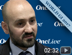 Dr. Argiles on Study of Carcinoembryonic Antigen T-Cell Bispecific Antibody