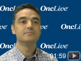 Dr. Atrash on Investigational Combinations With Venetoclax in Relapsed/Refractory Multiple Myeloma
