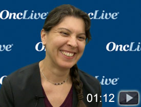 Dr. Atreya on How the NCCN Guidelines Have Impacted Treatment Options in mCRC