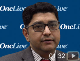 Dr. Awan on Novel Strategies Under Exploration in Relapsed/Refractory CLL