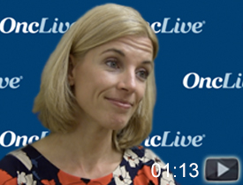 Dr. Backes on Rationale for Lenvatinib and Weekly Paclitaxel in Endometrial Cancer