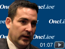 Dr. Chapin on Choosing Active Surveillance for Patients With Prostate Cancer