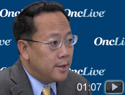 Dr. Lee on Nanotechnology Combination Therapy in RCC