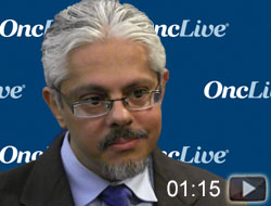 Dr. Shah on Excitement With Venetoclax in Patients With MCL