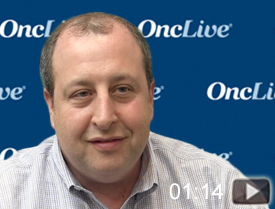 Dr. Somer on Hesitancy Regarding Biosimilar Use in Oncology