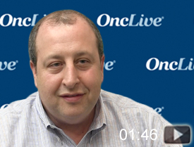 Dr. Somer on Lowering the Cost of Cancer Care With Biosimilars