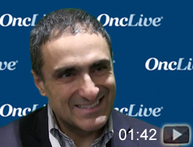Dr. Andreadis Discusses FDA-Approved CAR T-Cell Therapies in DLBCL