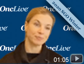Dr. Backes on Experience With PARP Inhibitors in Ovarian Cancer