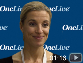 Dr. Backes on Toxicity Considerations With PARP Inhibitors in Ovarian Cancer