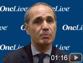 Dr. Bahlis on Daratumumab Plus Lenalidomide and Dexamethasone in Multiple Myeloma