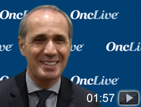 Dr. Bahlis on Updated Data From the MAIA Trial in Multiple Myeloma