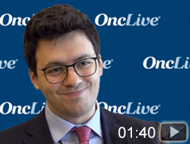 Dr. Bakouny on the Utility of Checkpoint Inhibitors in Sarcomatoid RCC