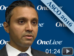 Dr. Balar on IMvigor 210 Results for Metastatic Urothelial Carcinoma