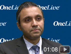 Dr. Balar on Current and Future Standards of Care in Kidney Cancer Treatment