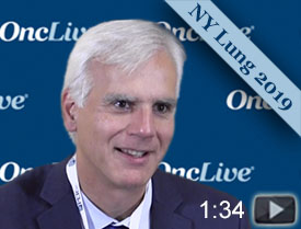 Dr. Halmos on Actionable Biomarkers in NSCLC