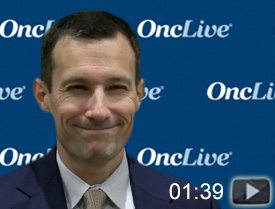 Dr. Barr on Umbralisib/Ublituximab/Venetoclax in Relapsed/Refractory CLL