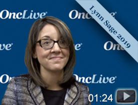 Dr. Barrio on Neoadjuvant Chemo to De-Escalate Axillary Node Dissection in Breast Cancer