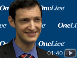 Dr. Bauml on KEYNOTE-055 Study for Patients With HNSCC