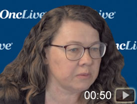 Dr. Bazhenova on Ongoing Clinical Trials With Immunotherapy in NSCLC