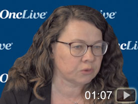 Dr. Bazhenova on the PACIFIC Trial With Durvalumab in NSCLC