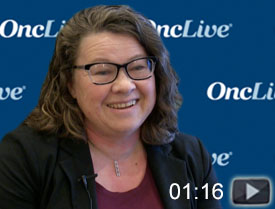 Dr. Bazhenova on the Potential Approval of Lorlatinib for Patients With ALK-Positive NSCLC