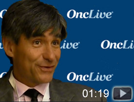 Dr. Becerra on Emerging Treatments in Pancreatic Cancer