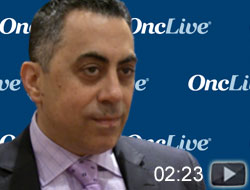Dr. Bekaii-Saab Compares Toxicities of Regorafenib and TAS-102 in Colorectal Cancer