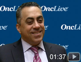 Dr. Bekaii-Saab on Napabucasin in Patients With Pancreatic Cancer