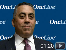 Dr. Bekaii-Saab on the Use of Regorafenib in Patients With mCRC
