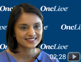 Dr. Beltran on Use of ctDNA to Evaluate Treatment Resistance in Prostate Cancer