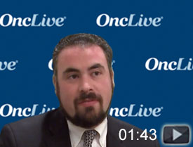 Dr  Weinberg on Varying Treatment Options in Metastatic Colorectal Cancer