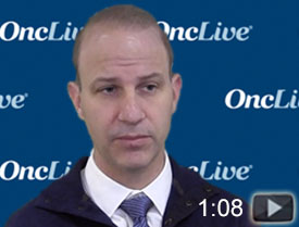 Dr. Levy on First-Line Treatment for Nondriver NSCLC