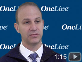 Dr. Levy on Treatments for Oncogenic-Driven NSCLC
