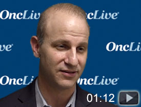 Dr. Levy on Emerging Biomarkers and Corresponding Therapies in Lung Cancer