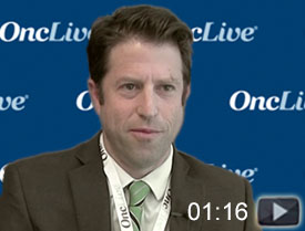 Dr. Musher on Current Therapies for HCC