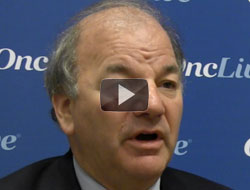 Dr. Benson on Extensive Biopsies for Low-Risk Prostate Cancer
