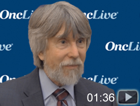 Dr. Benson on Frontline Treatment Considerations in mCRC