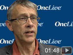 Dr. van den Bent on Adjuvant Temozolomide in Anaplastic Glioma