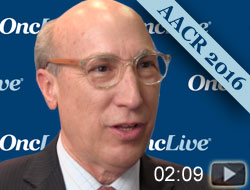 Dr. Berger on Noninvasive Screening Tool for CRC
