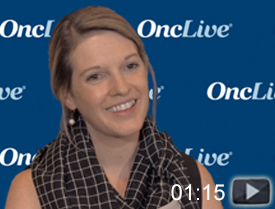 Dr. Berger on Frontline Treatment Options in Newly Diagnosed Advanced Ovarian Cancer