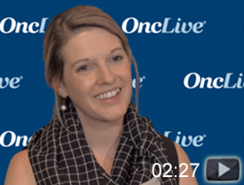 Dr. Berger on Chemotherapy Delivery Options in Ovarian Cancer