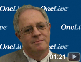 Dr. Berlin on Potential Targets in Pancreatic Cancer