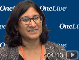 Dr. Bhatt on Identification of Immune Checkpoint Pathway in RCC