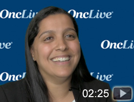 Dr. Bhave Discusses [Fam-] Trastuzumab Deruxtecan in HER2+ Breast Cancer